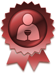 Wine Drinker Badge